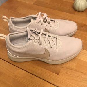 Nude Nike Dualtone Sneakers